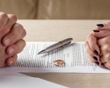 Как написать заявление о расторжении брака в загс: образец, бланк