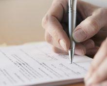 Как правильно указать причину развода в заявлении: примеры