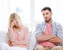 Что делать, если муж подал на развод: советы психолога
