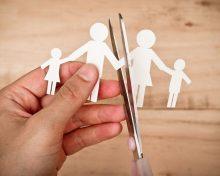 Процедура расторжения брака при наличии несовершеннолетних детей