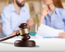 Как происходит развод в суде
