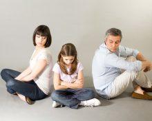 Как родителям правильно воспитывать детей после развода