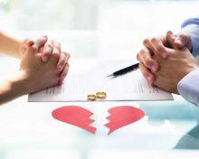 Особенности расторжения брака при наличии брачного договора
