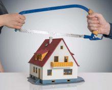Как делится дом при разводе: способы, порядок действий