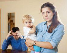 Как происходит расторжение брака супругов с ребенком до 3-х лет