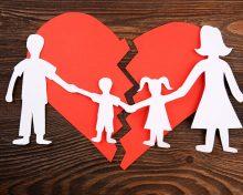 Процедура расторжения брака с двумя маленькими детьми