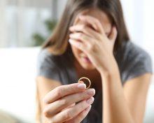 Расторжение брака после смерти одного из супругов