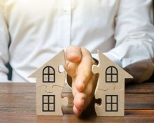 Раздел квартиры при разводе: способы, порядок действий