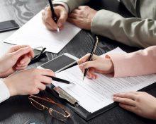 Соглашение о разделе совместного имущества супругов без суда: как оформить, образец