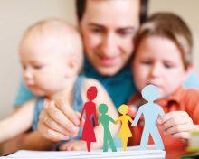 Совместное опекунство над ребенком после расторжения брака