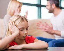 Влияние и последствия развода родителей на детей