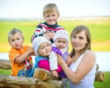 Алименты на 4, 5 и более детей: размер, сколько процентов