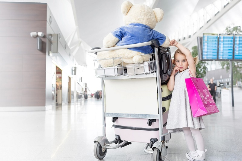 Как вывезти ребенка за рубеж