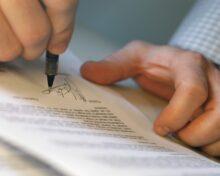 Заявление на алименты при разводе: как правильно написать, образец документа