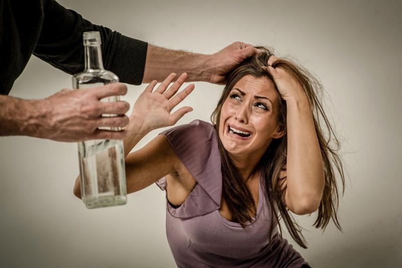 Алкоголизм и насилие в семье