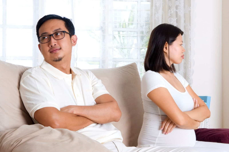 Беременность супруги – веское основание для отказа в разводе