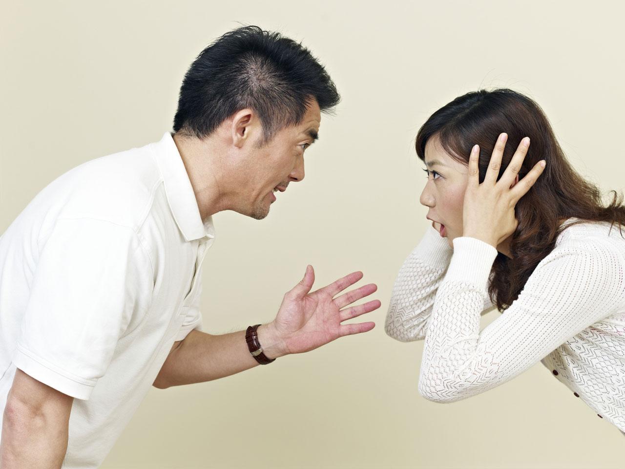 Домашнее насилие является серьезным основанием для развода