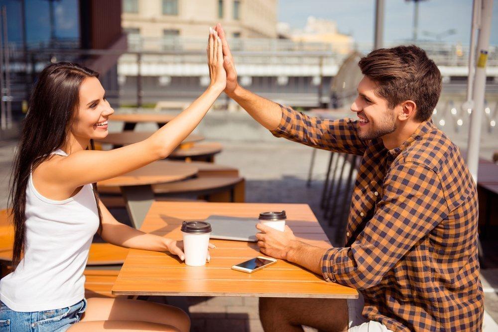 Дружеские отношения между бывшими супругами