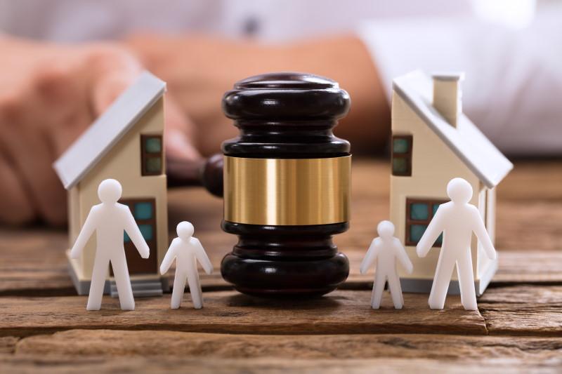 Этапы процесса расторжения брака в Германии