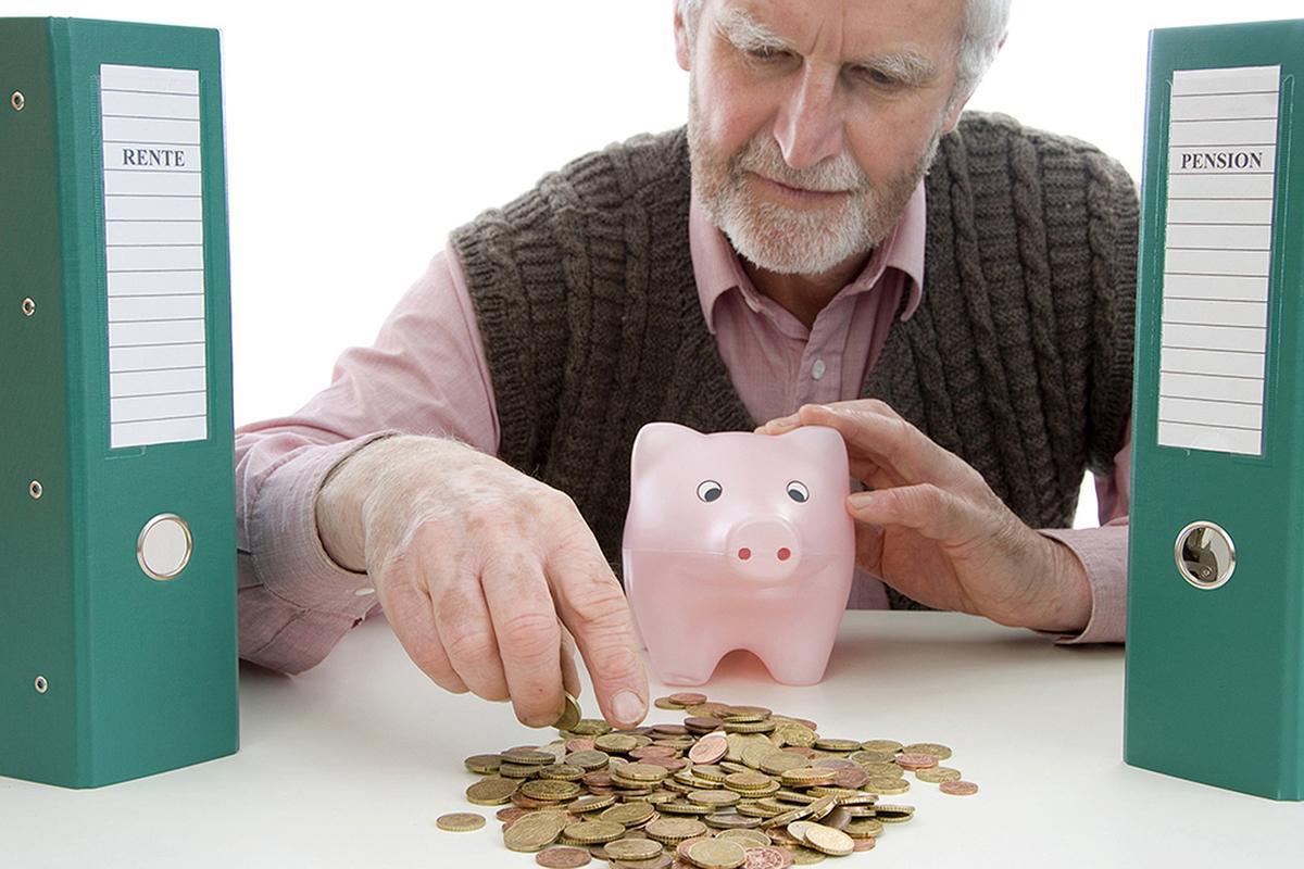 Можно ли разделить накопительную часть пенсии