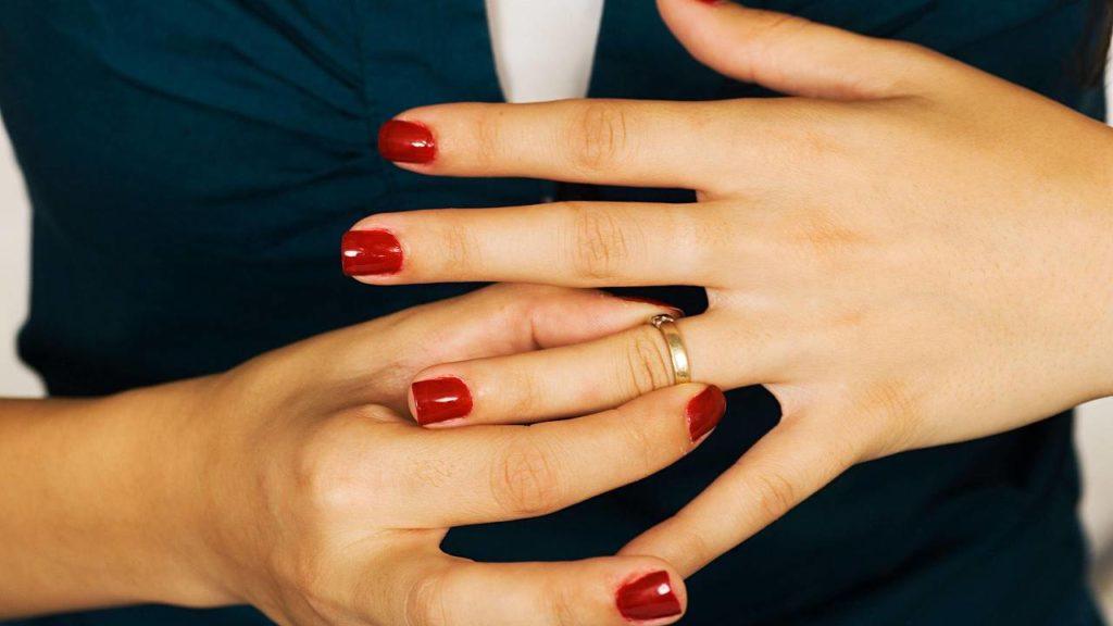 На каком пальце носят кольцо разведенные супруги