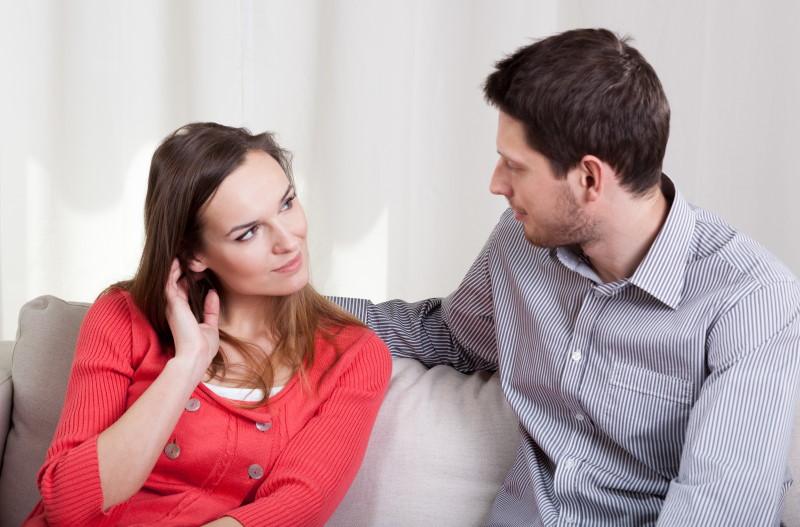 Общение с бывшим мужем