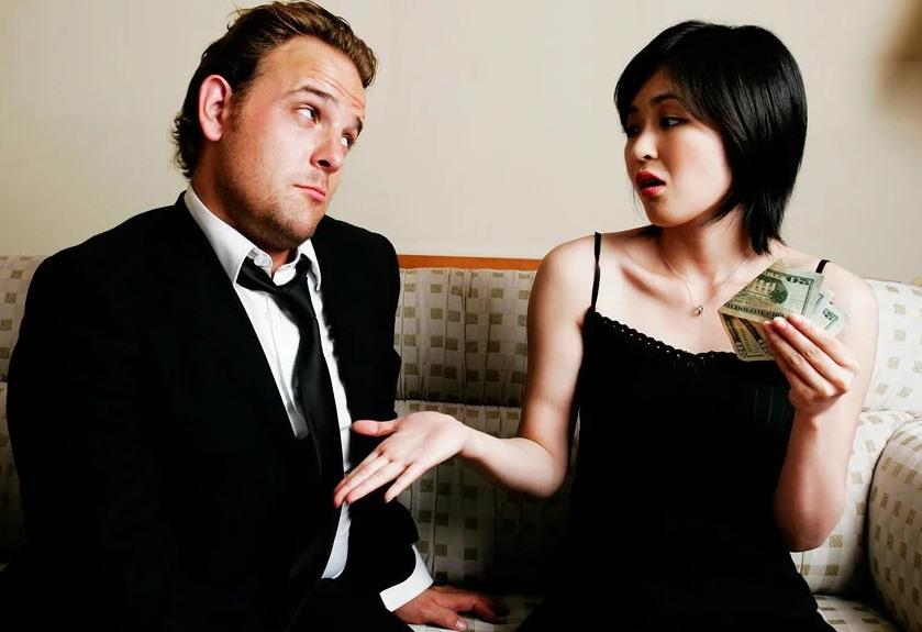 Отказ в выплатах алиментов жене