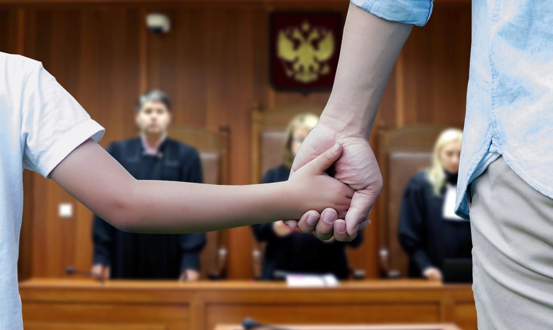 Отстаивание прав родителя в суде