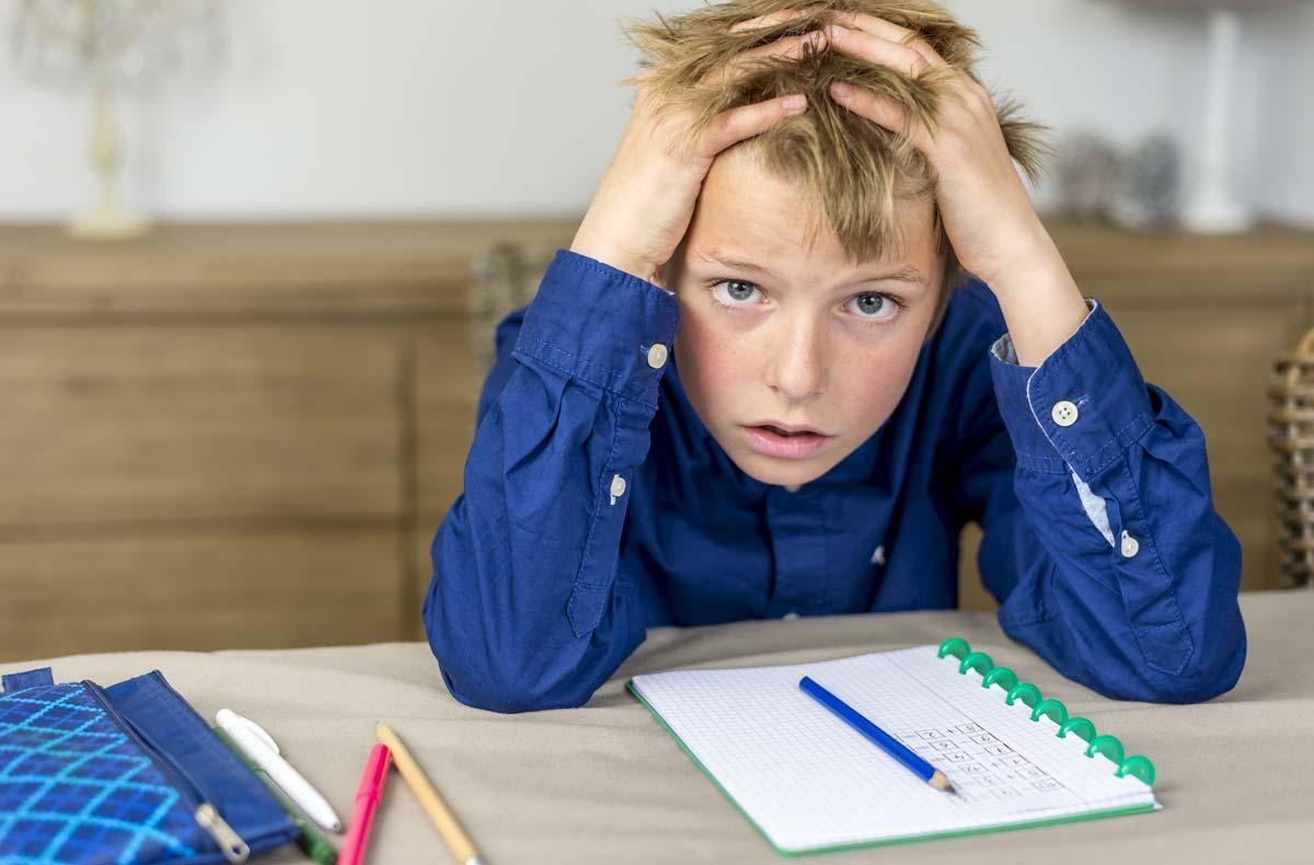 Плохая успеваемость у ребенка