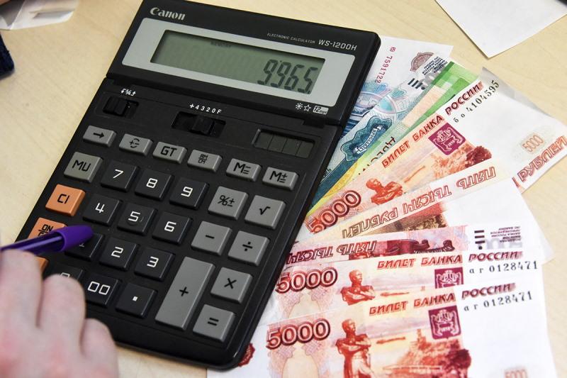 Расчет платежей по алиментам