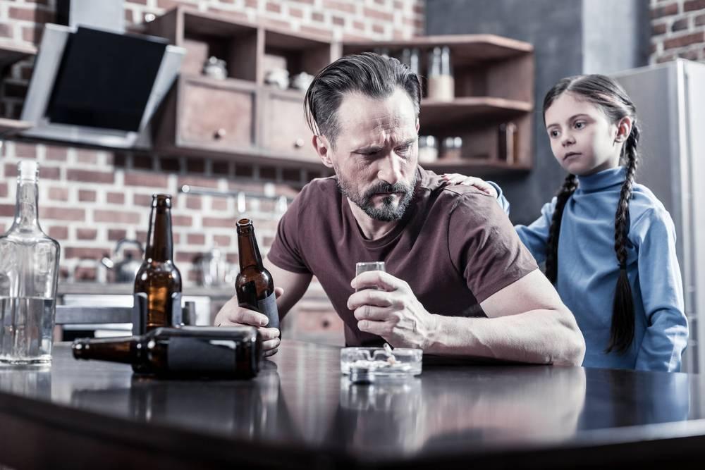 Развод с мужем-алкоголиком
