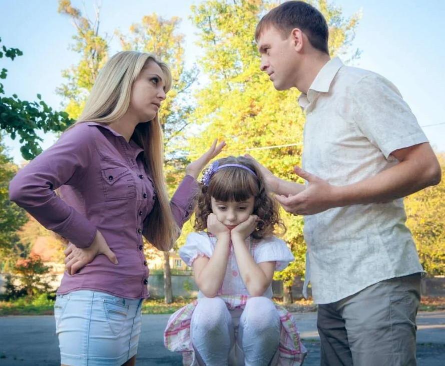 Споры об определении места жительства ребенка