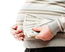 Алименты на беременную или в декрете жену при разводе